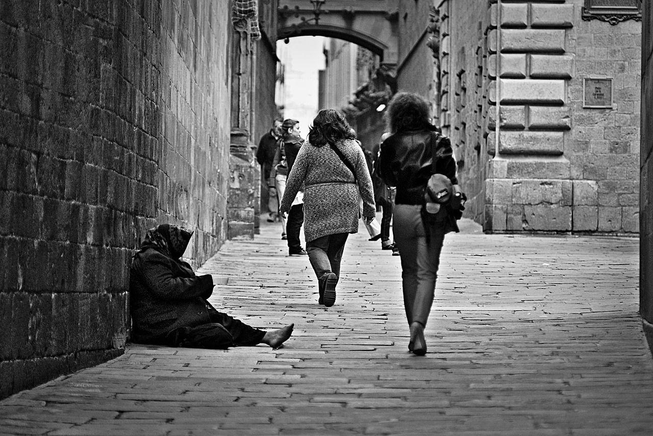 Armutsbekämpfung