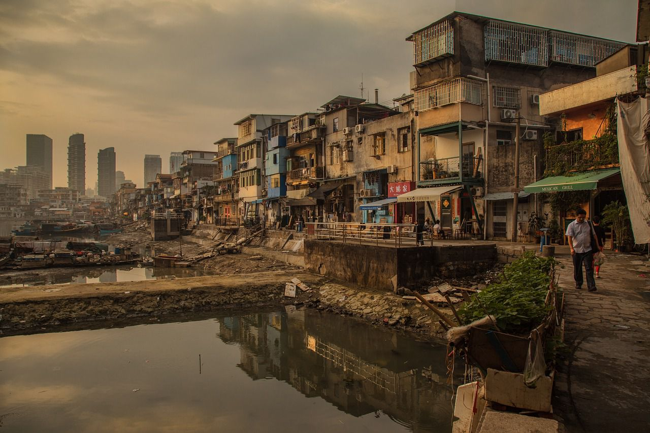Homelessness & Slums