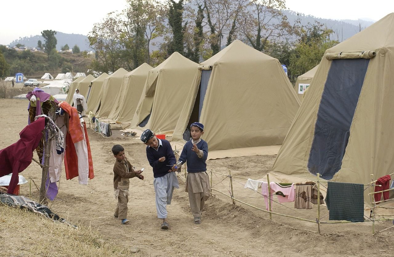 Refujiados & Asentamientos