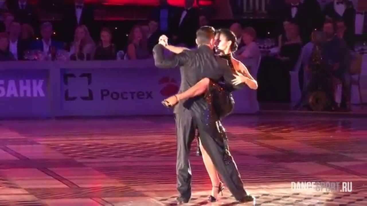 Dmitry Vasin - Esmer Omerova, Argentine tango