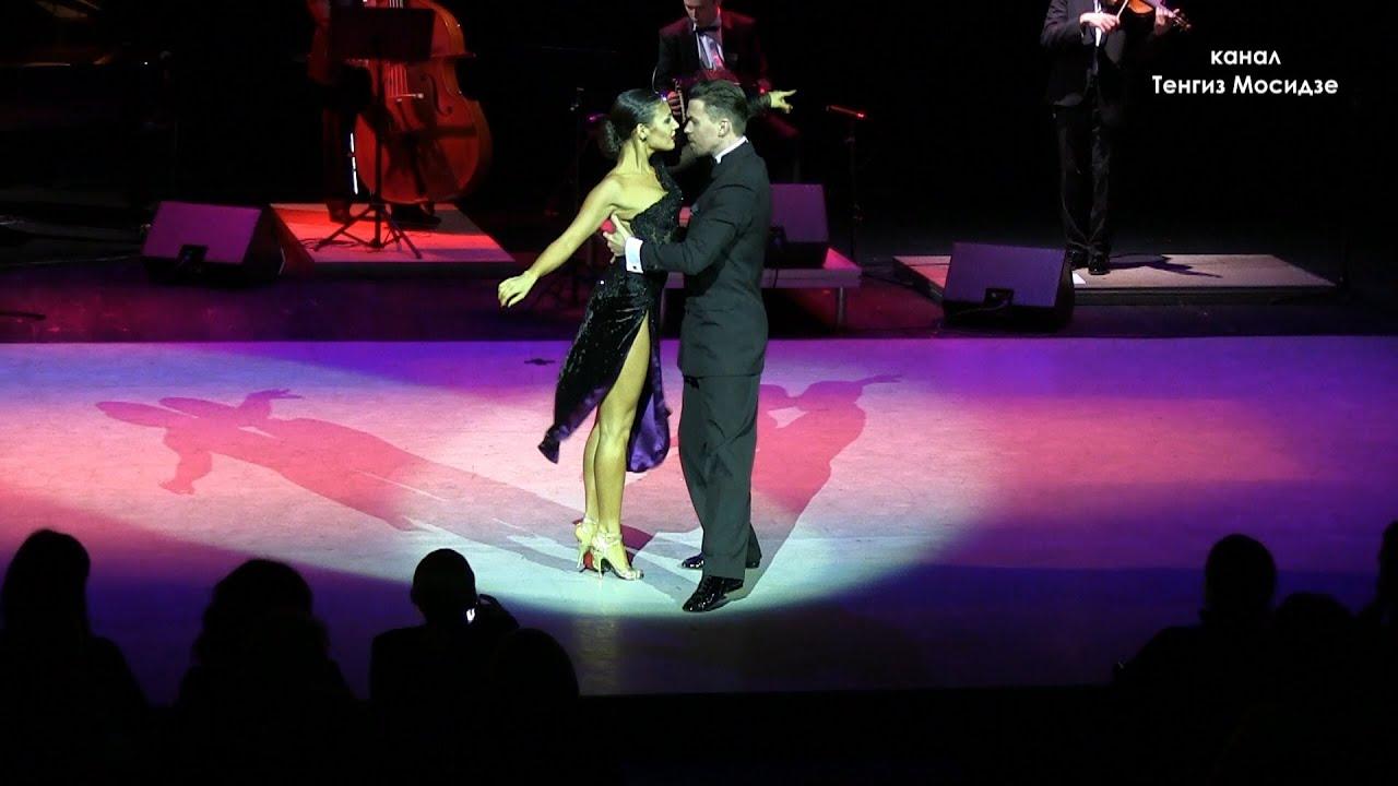"Tango ""Recuerdo"". Dmitry Vasin and Esmer Omerova with"